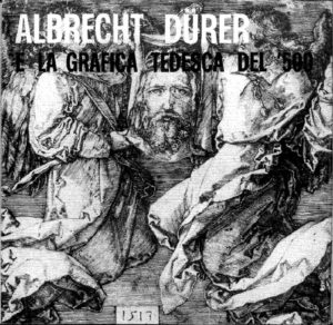 Catalogo Albrecht Durer
