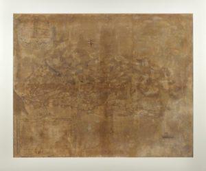 Restauro della Carta dell'Acquedotto del 1734